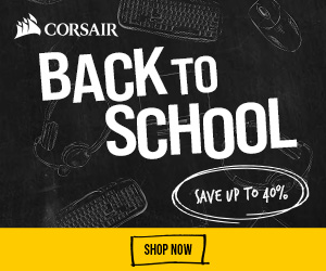 Corsair Back to School 2
