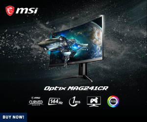 MSI MAG241CR banner