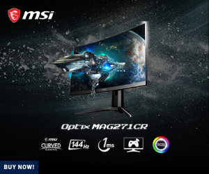 MSI MAG271CR banner