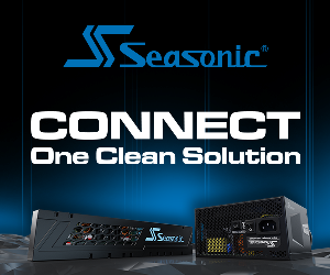 Seasonic connect banner