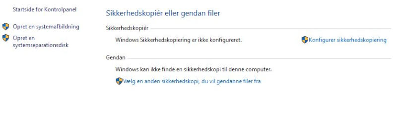 konfigurer sikkerhedskopiering windows 10 automatisk backup.JPG