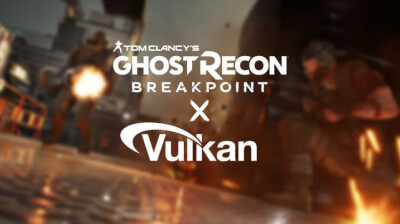 ghost recon breakpoint vulkan api understøttelse