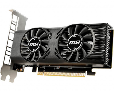 msi geforce gtx 1650 4gt lp