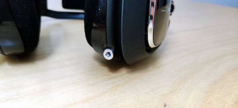 headset tilslutning gaming a40 bøjle ørekop