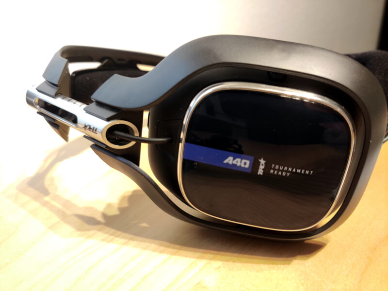 headset gaming a40 driver bøjle ørekop