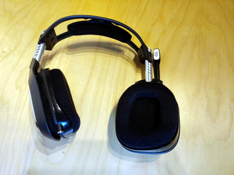 Astro ørebøffer A40 Gaming Headset