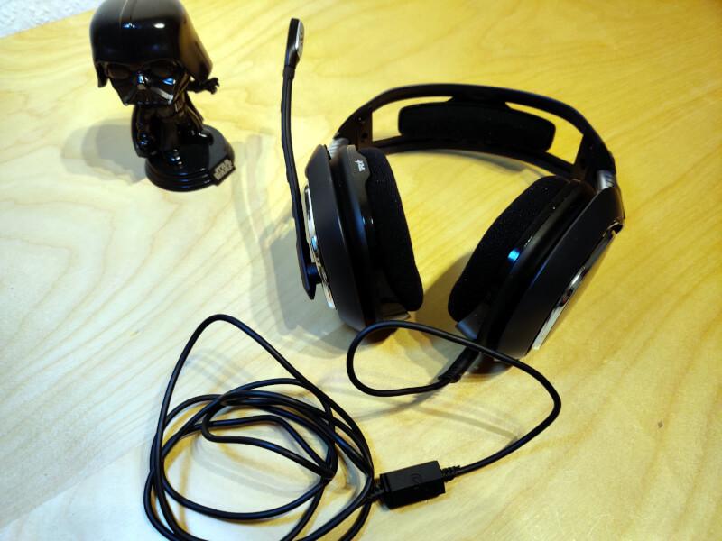 headset a40 driver bøjle ørekop gamingheadset
