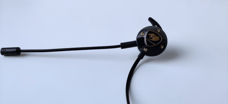 test Attila in-ear gaming headset Cougar tweak dk