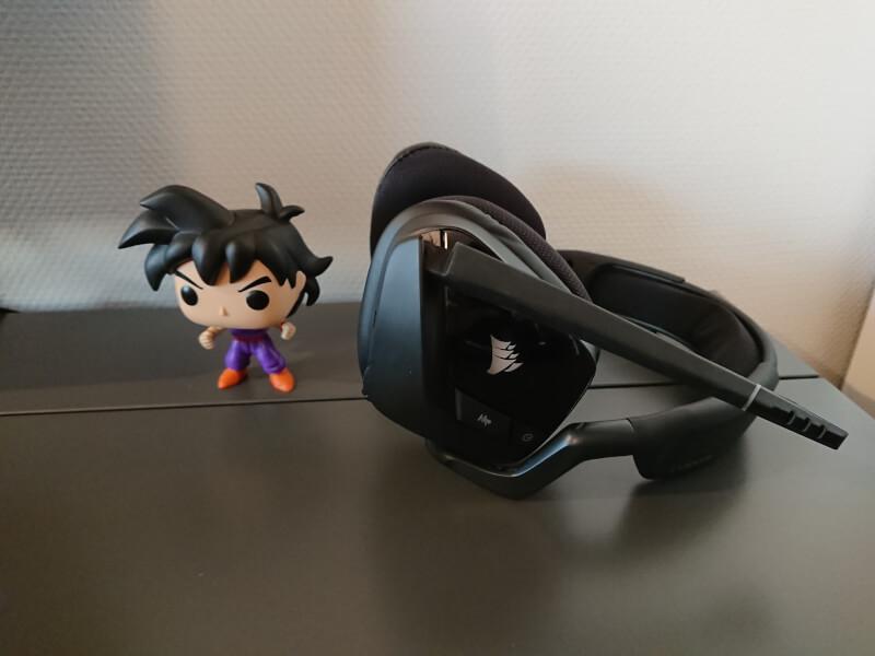 Corsair Void RGB Elite trådløs headset
