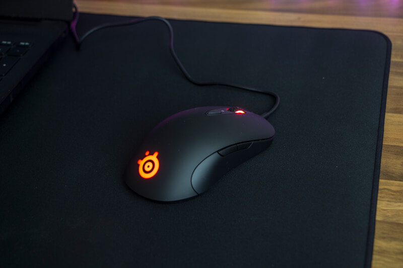 SteelSeries Sensei Ten optisk gaming mus