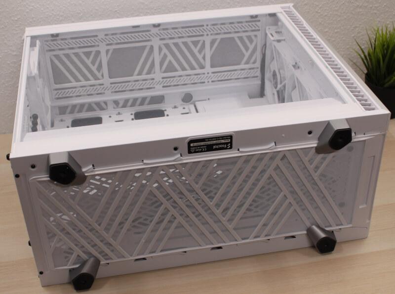 Fractal gaming Design midi hvidt Define 7 midtower kabinet støjsvagt