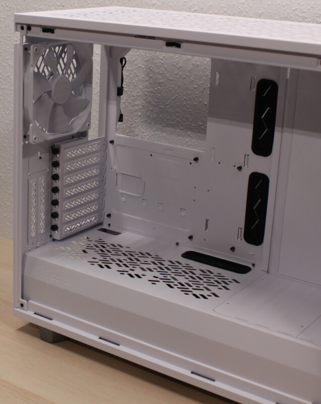 Fractal gaming Design miditower Define 7