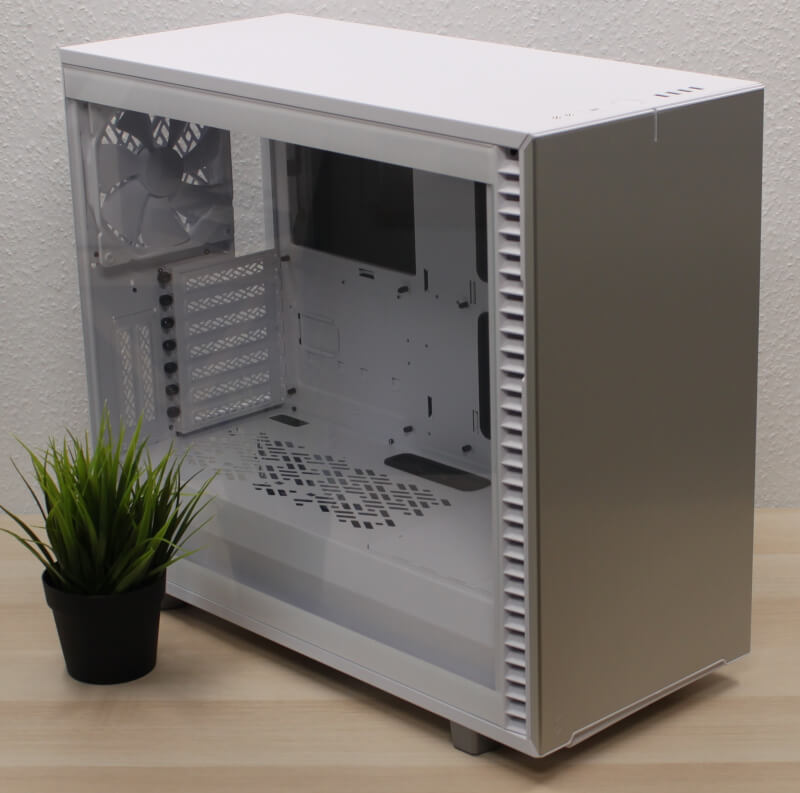 Fractal Design Define 7 midtower kabinet: TEST