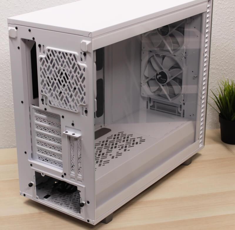 Fractal Design midi cabinet Define 7 midtower cabinet støjsvagt