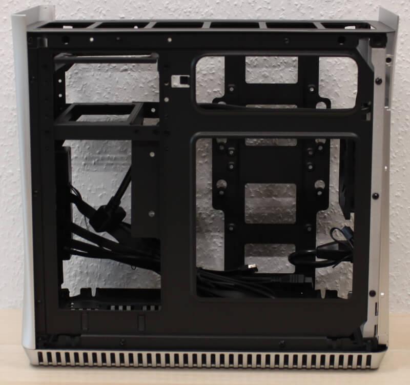 aluminium Era kabinet ITX Fractal værktøjsfri træ gaming sidepaneler Design