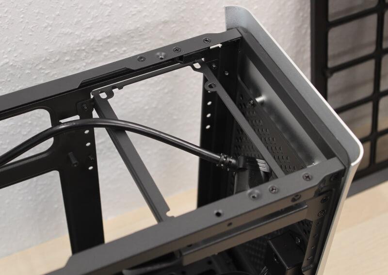 kabinet strømforsyninger SFX Era ITX Fractal design gaming Design test