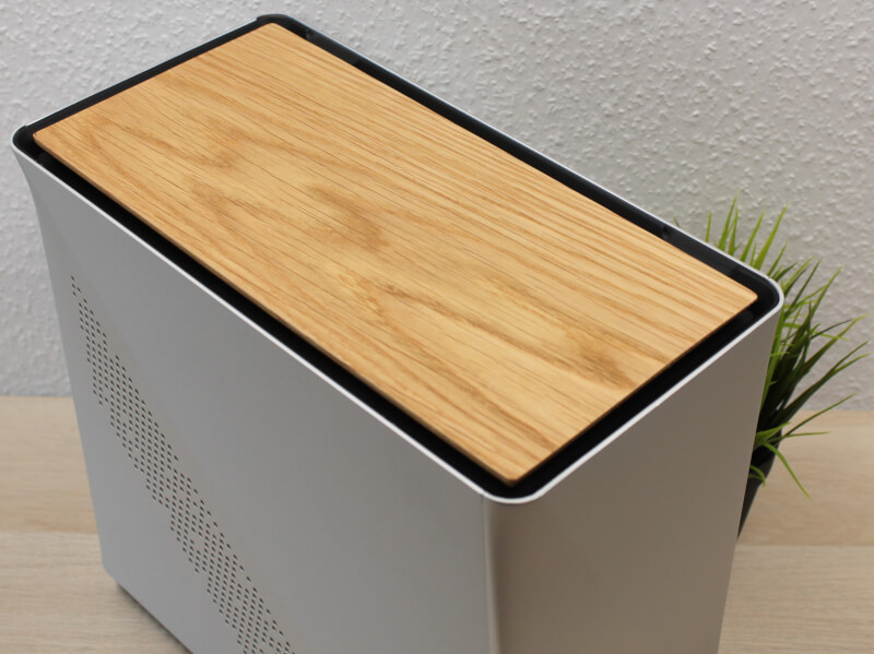 Fractal Design Era ITX Gold TG træ