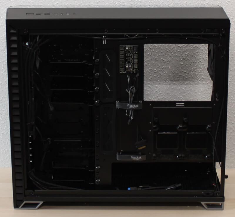 RS Vector harddisk SSD Design kabinet gaming afskærmet kabinet Fractal