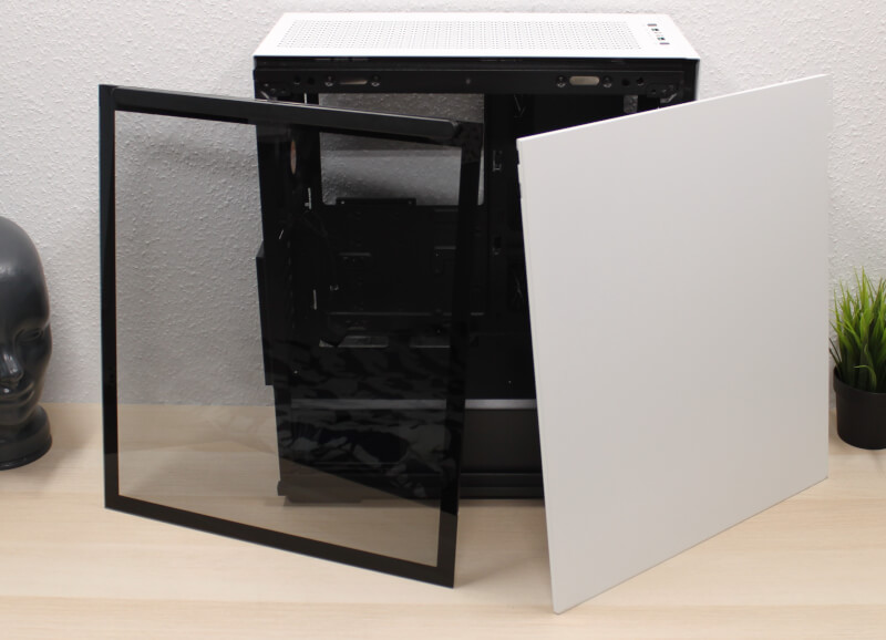 GamerStorm Macube 310P tempered glass kabinet side ATX