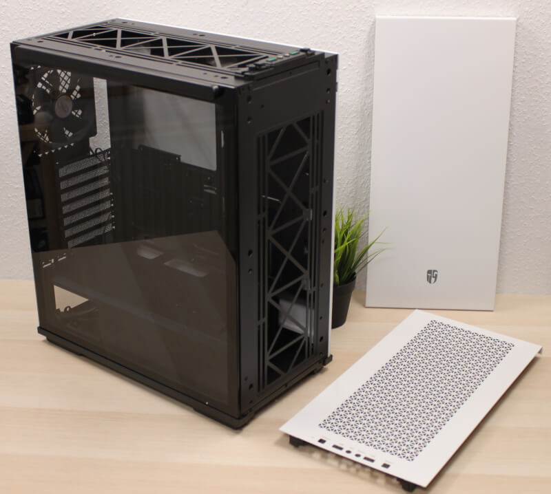 Kabinet ATX formfaktor GamerStorm Macube 310P
