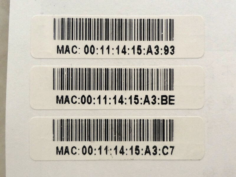 EverFocus_Electronics_MAC_address_barcode_stickers_20170320