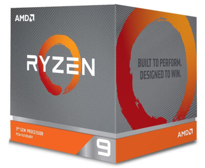 AMD Ryzen 9 box