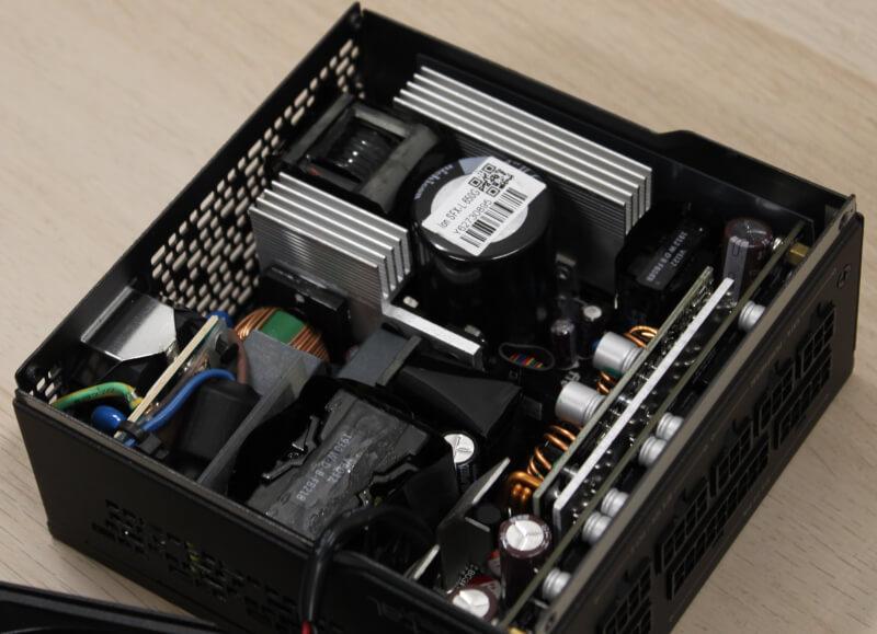 Design Gold køleprofiler 650watt Fractal PCI effektivitet Ion SFX semi passiv sfx