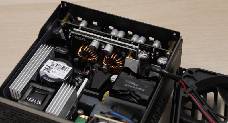 modulært Design Gold interface 650watt Fractal PCI strømforsyning Ion SFX semi passiv sfx