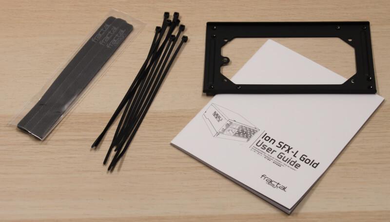 PSU 650 watt Fractal modulær Design Ion SFX Gold 650G