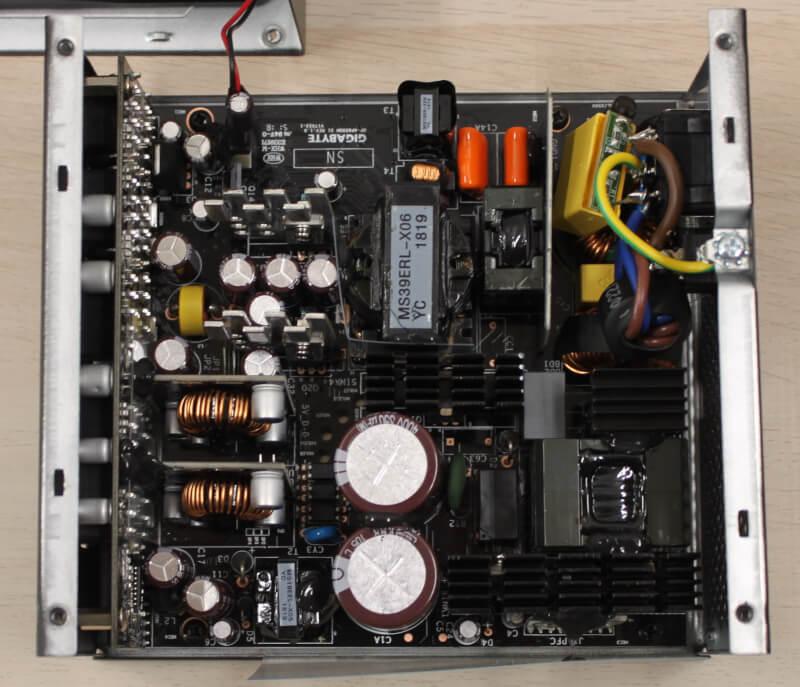 Gaming highend strømforsyning gaming P750W gigabyte PSU