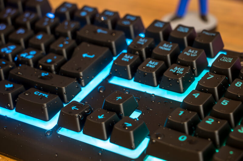 Gaming tastatur IP32 SteelSeries Apex 3 Engine 3 RGB
