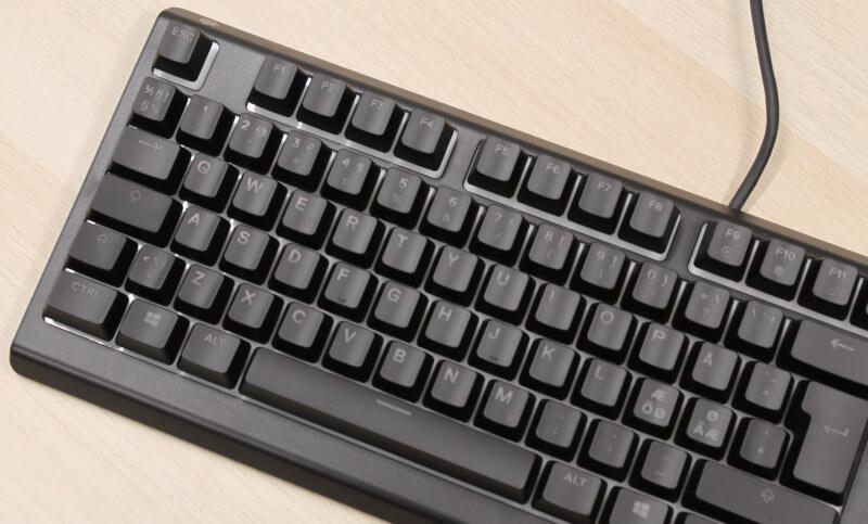 fps Tastatur SteelSeries numpad test Gaming keyboard gaming rgb Apex 3