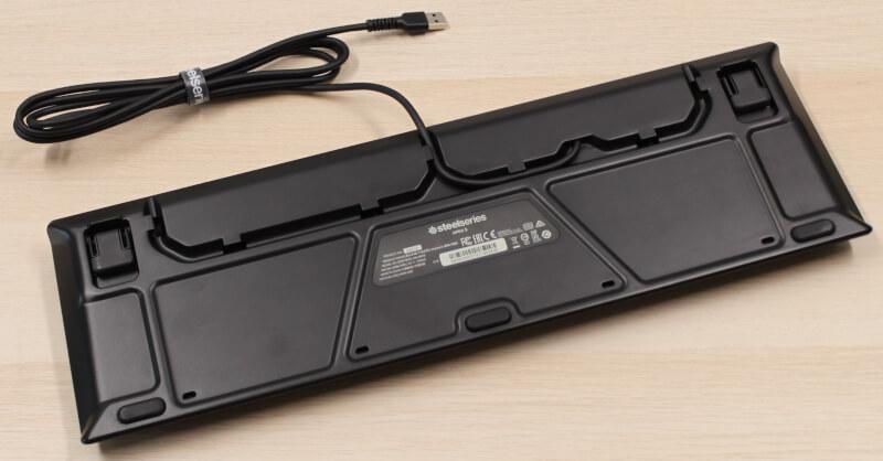 bunden_apex_5_gaming_tastatur_steelseries_kabelføringsmuligheder