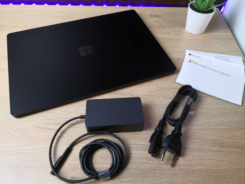 "Microsoft Surface Laptop 3 13,5"" touch Platinum"