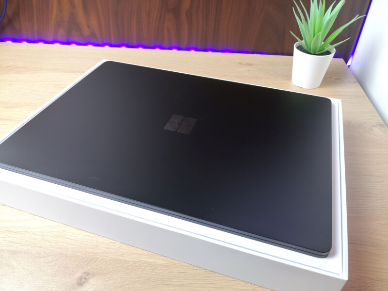 Microsoft Surface Laptop 3: TEST