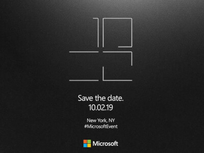 microsoft invitation 2019