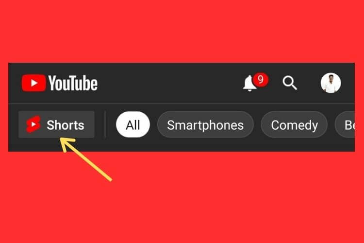 Youtube-testing-dedicated-shorts-button.jpg