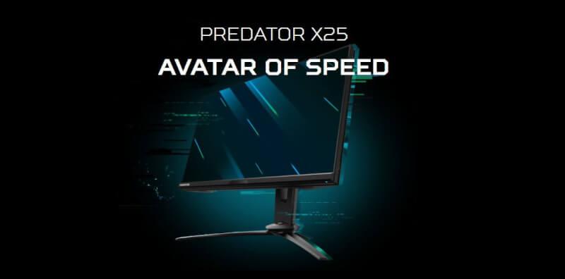Acer_fremviser_Predator_X25_gamingskærm_på_360Hz