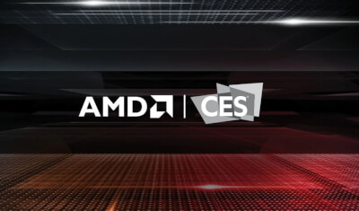 AMD afholder keynote under CES 2021
