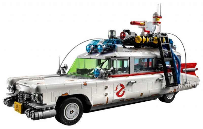 10274 Ghostbusters LEGO ECTO 1 genudgivelse nyhed.jpg