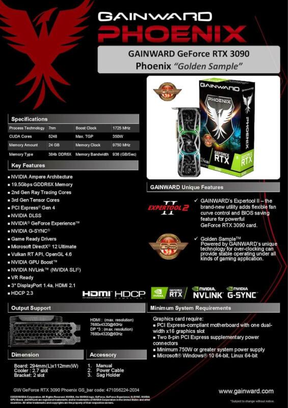 Gainward-GeForce-RTX-3090-GeForce-RTX-3080-grafikkort-gaming