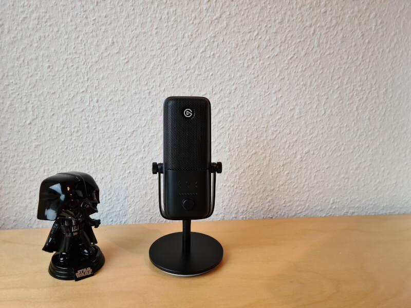 mikrofon gaming dynamisk mikrofon gaming elgato wave 1 wave 3