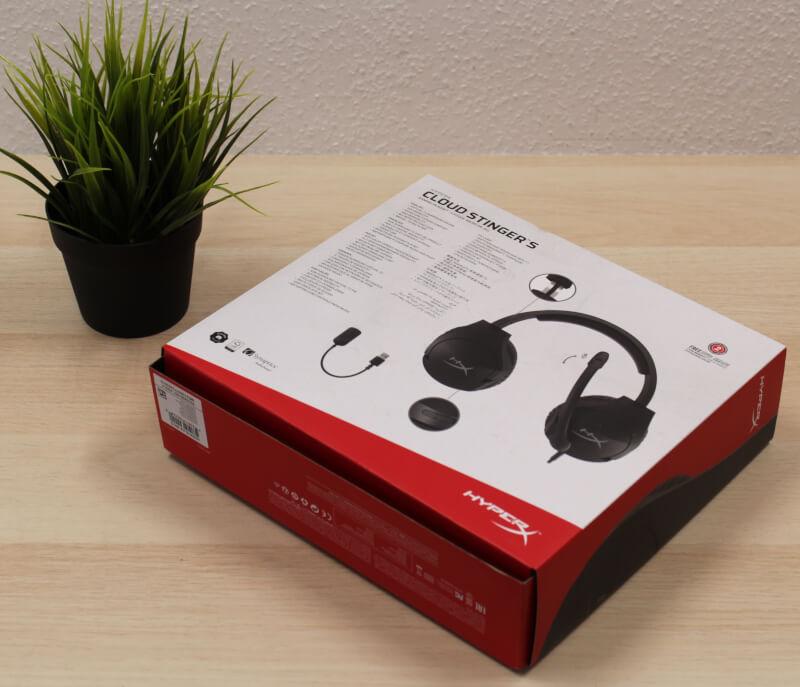 HyperX Cloud Stinger S headset