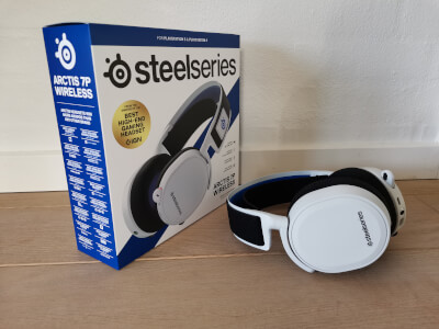 SteelSeries Arctis 7P Wireless gaming headset - Test
