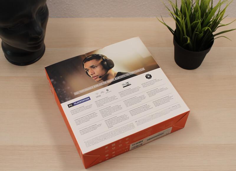 SteelSeries Arcits 9: Trådløs gaming headset