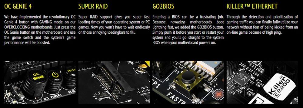 MSI Z87 XPOWER LGA1150