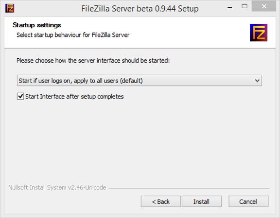 Install FZ 5