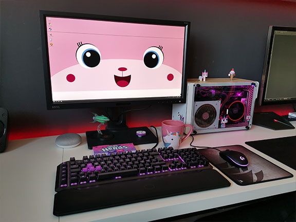 unikitty_pc_gaming_build_final_setup_tweak_dk