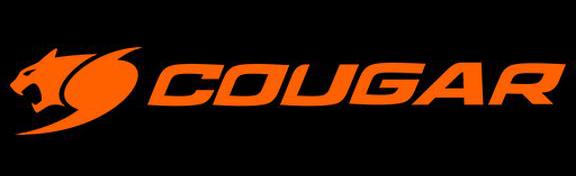 COUGAR Surpassion Gaming mus logo