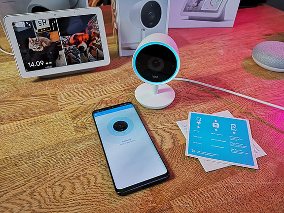 google_nest_hub_nest_iq_kamera_setup